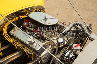 1923 Ford T-Bucket Engine Vintage Car 5701.02