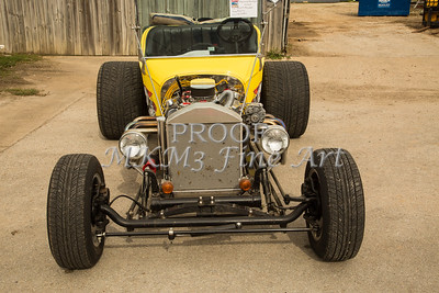Classic Car Frontend 1923 Ford T-Bucket 5697.02