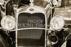 1930 Ford Model A Sedan Front Grill 5538,22