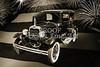 Classic Car 1930 Ford Model A Sedan 5538,16