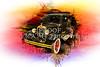 Painting1930 Ford Model A Sedan 5538,04