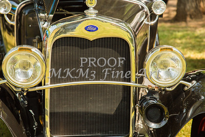 Front Grill 1930 Ford Model A Sedan 5538,11