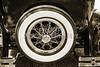 1930 Ford Model A Sedan Spare Tire 5538,24