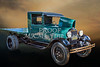 1930 Ford Stakebed Truck Old Car 5512.02