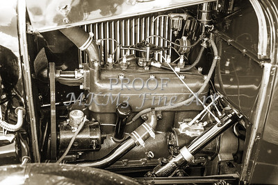 Engine 1930 Ford Stakebed Truck 5512.56