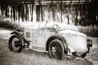 1930 MG Side Lake Classic Car 1743.008b