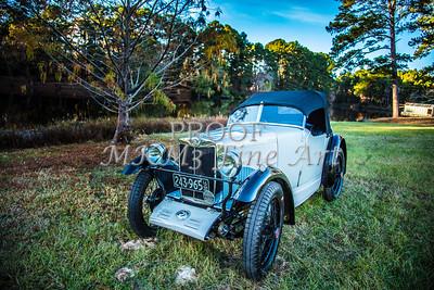 1930 MG Vintage Classic Car