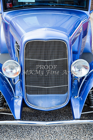 1931 Ford Model A Classic Car Grill 3215.02