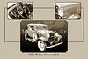 1931 Willys Convertible Car Antique Vintage Automobile Photographs Fine Art Prints 4053.02