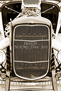 1932 Ford Highboy Street Rod Classic Car automobile Antique Vintage Automobile Photograph Fine Art Print Collectables  3106.01