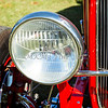 1932 Ford Roadster Headlight Automobile Classic Car in Color  3063.02