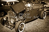 1932 Ford Roadster Street Rod Classic Car automobile Antique Vintage Automobile Photograph Fine Art Print Collectable in Sepia Color  3058.01