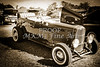 1932 Ford Roadster Street Rod Classic Car automobile Antique Vintage Automobile Photograph Fine Art Print Collectable in Sepia Color 3059.01