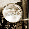 1932 Ford Roadster Headlight Automobile Classic Car in Sepia  3063.01