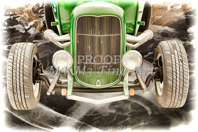 1932 Ford Roadster Painting prints 025.02