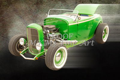 1932 Ford Roadster Color Photographs and Fine Art Prints 007.02