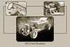 1932 Ford Roadster Sepia Posters and Prints 020.01
