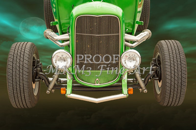 1932 Ford Roadster Color Photographs and Fine Art Prints 001.02