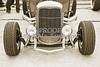 1932 Ford Roadster Sepia Posters and Prints 022.01