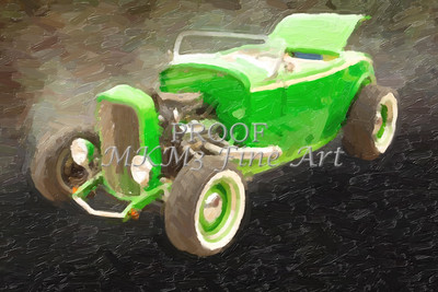 1932 Ford Roadster Painting prints 026.02