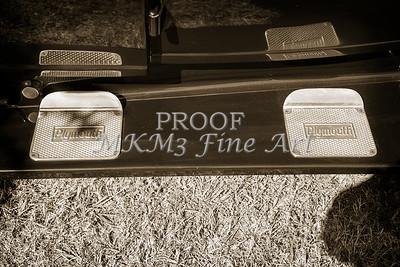 1932 Plymouth Running Board sepia 3051.01