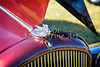 1932 Plymouth Emblem On Hood in Color 3045.02