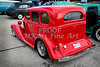 1933 Chevrolet Chevy Sedan Classic Car side in Color 3174.02