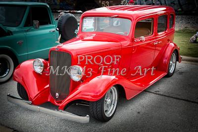 1933 Chevrolet Sedan Classic Car Automobile Photographs Pictures