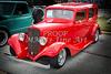 1933 Chevrolet Chevy Sedan Classic Car in Color 3165.02