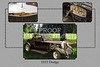 1933 Dodge Vintage Classic Car Automobile Photographs Fine Art Print Collectable Collage 4144.02