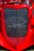1933 Ford Vilky Automobile Grill Color 3025.02