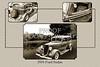 1934 Ford Sedan Antique Vintage Photograph Fine Art Print Collectables 201