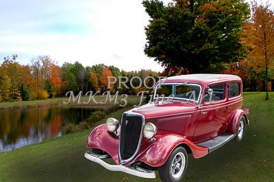 1934 Ford Sedan Antique Vintage Photograph Fine Art Prints Collectables