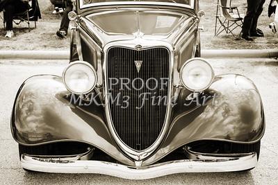1934 Ford Sedan Antique Vintage Photograph Fine Art Print Collectables 211
