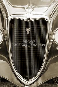 1934 Ford Sedan Antique Vintage Photograph Fine Art Print Collectables 213