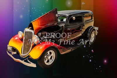 1934 Ford Street Rod Classic Car 5545.07