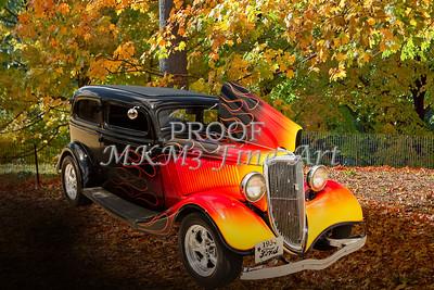 1934 Ford Street Rod Classic Car 5545.13