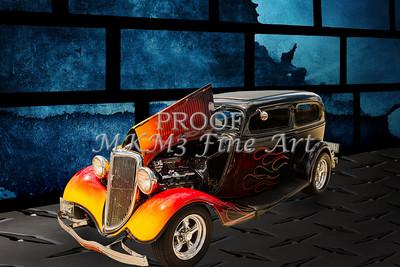 1934 Ford Street Rod Classic Car 5545.10