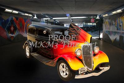 1934 Ford Street Rod Classic Car 5545.15