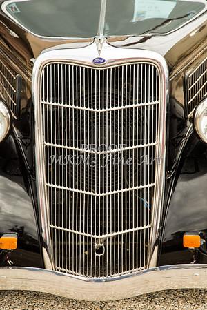1935 Ford Sedan Vintage Antique Classic Car Art Prints 5044.02