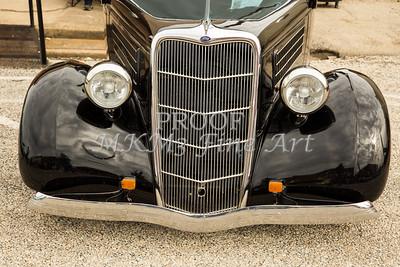 1935 Ford Sedan Vintage Antique Classic Car Art Prints 5043.02