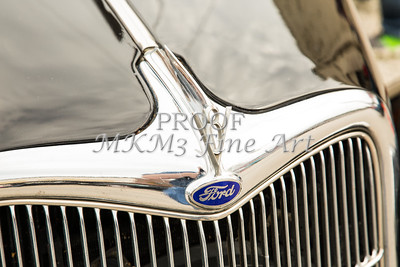 1935 Ford Sedan Vintage Antique Classic Car Art Prints 5042.02