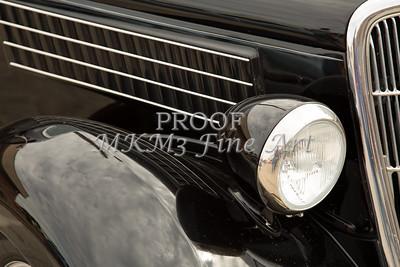 1935 Ford Sedan Vintage Antique Classic Car Art Prints 5045.02