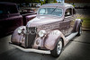 1936 Ford Classic Car or Automobile in Color  3115.02