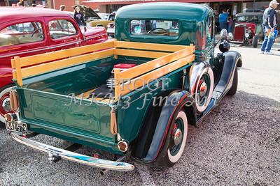 1937 Ford Pickup Truck Classic Car