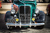1937 Ford Pickup Truck Classic Car Front End Photograph in Color 3310.02