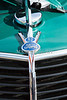 1937 Ford Pickup Truck Classic Car Emblem Photograph in Color 3309.02