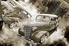 1938 Chevrolet Classic Car Photograph 6748.01