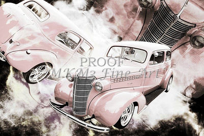 1938 Chevrolet Classic Car Photograph 6749.01
