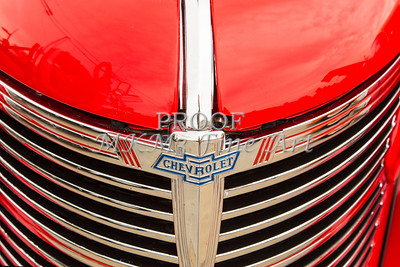 1938 Chevrolet Classic Car Photograph 6750.02